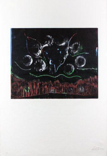 Monoprint Vii by Helen Frankenthaler at