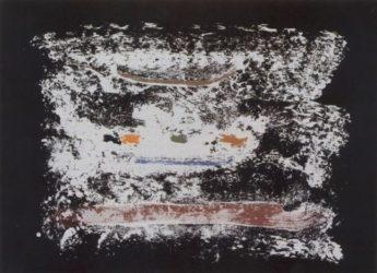 Un Poco Más by Helen Frankenthaler at