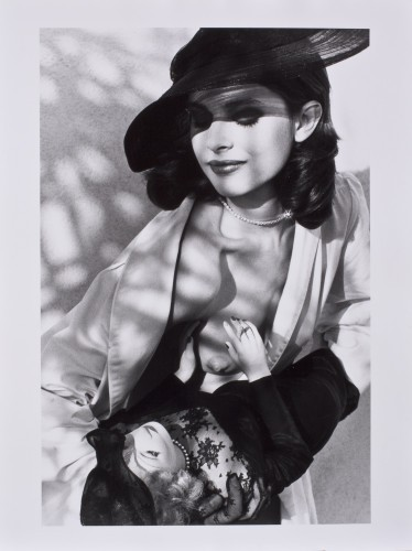 Nastassja Kinski, Los Angeles by Helmut Newton at