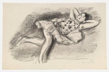 Danseuse by Henri Matisse at