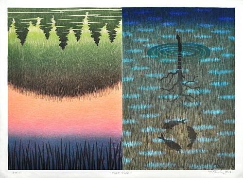 """""""high Tide"""" by Hiroki Morinoue"""