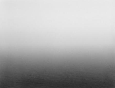 Aegean Sea, Pilion (350) by Hiroshi Sugimoto
