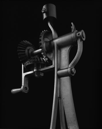 Differential Bevel Gear by Hiroshi Sugimoto at