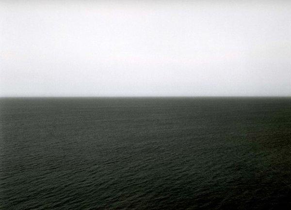 Ionian Sea, Santa Cesarea (343) by Hiroshi Sugimoto