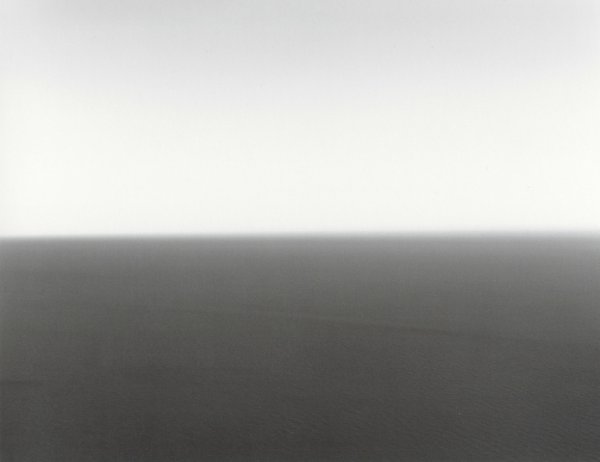 Mediterranean Sea, Cassis (321) by Hiroshi Sugimoto