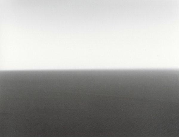 Mediterranean Sea, Cassis (321) by Hiroshi Sugimoto at Hiroshi Sugimoto