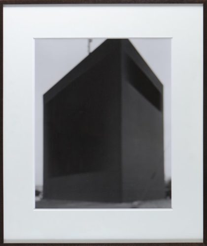 Signal Box, Herzog & De Meuron, 1998 by Hiroshi Sugimoto