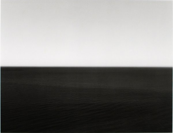 South Pacific Ocean, Maraenui (328) by Hiroshi Sugimoto at