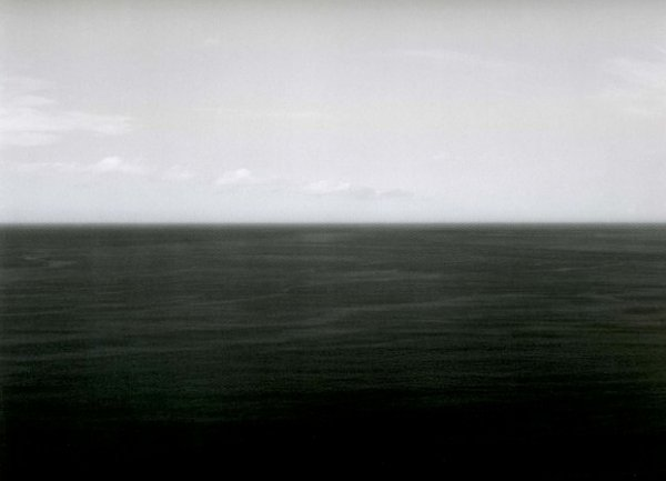 South Pacific Ocean, Maraenui (329) by Hiroshi Sugimoto at