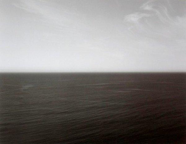 Tasman Sea, Ngarupupu (330) by Hiroshi Sugimoto