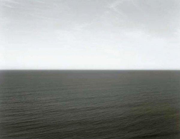 Tasman Sea, Ngarupupu (331) by Hiroshi Sugimoto