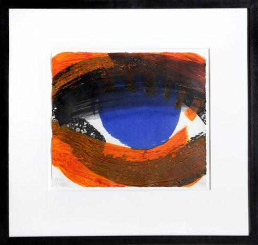 Eye by Howard Hodgkin at