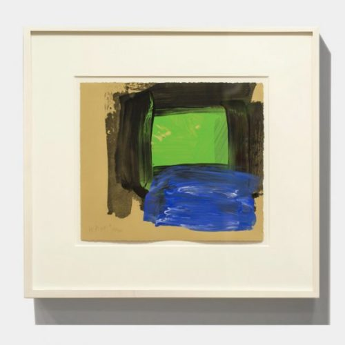 Springtime by Howard Hodgkin
