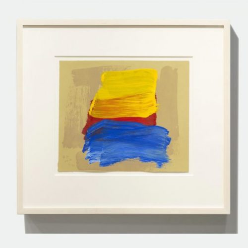 Surprise Surprise by Howard Hodgkin