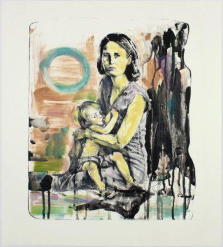 Breast Milk (15-509.12) by Hung Liu