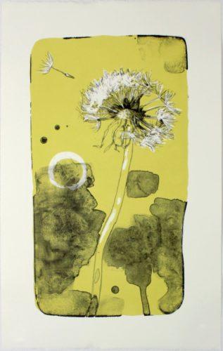 Parachute (15-325) by Hung Liu