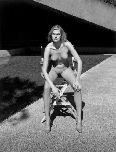 Cyberwoman 4 by Helmut Newton at