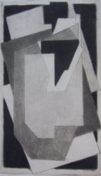 Noblesse by Jacques Villon at Gilden's Art Gallery (IFPDA)