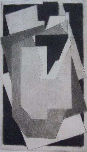 Noblesse by Jacques Villon at