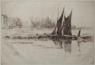 Hurlingham by James Abbott McNeill Whistler at