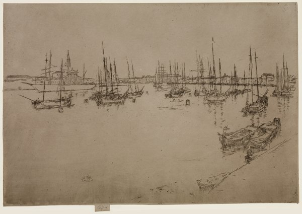 San Giorgio by James Abbott McNeill Whistler