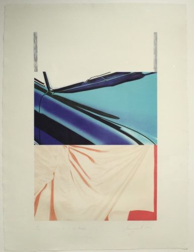 1, 2, 3 Outisde by James Rosenquist
