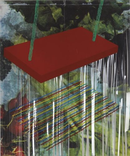 Forest Ranger by James Rosenquist
