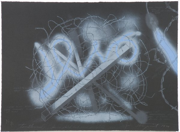 Tumbleweed by James Rosenquist