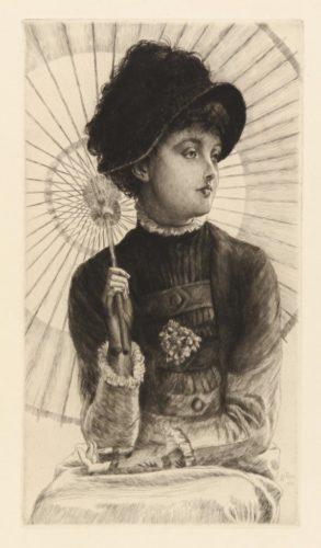 L'Été by James Tissot