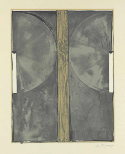 Device by Jasper Johns