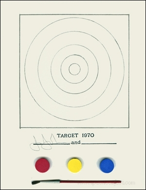 Target by Jasper Johns at