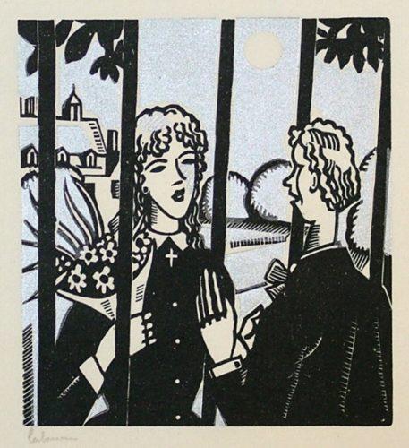 Trois Contes Cruels by Jean-Emile Laboureur