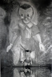 Boy In Mirror by Jim Dine at