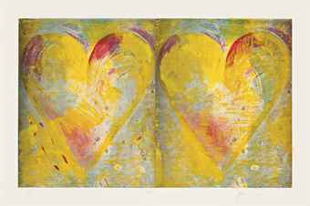 Lemon & Moon by Jim Dine