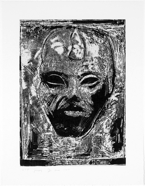 The Mead Of Poetry #3 by Jim Dine