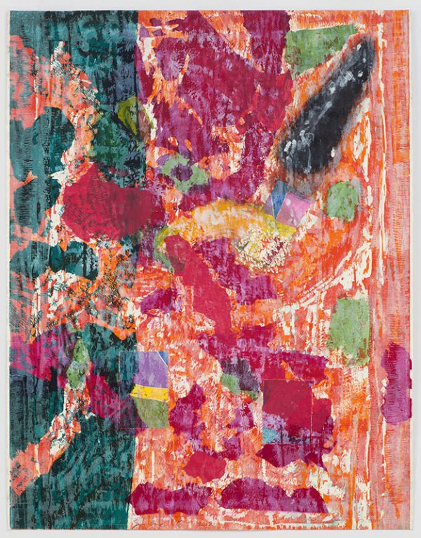 The Packing Of A Sea Of Glass by Jim Dine