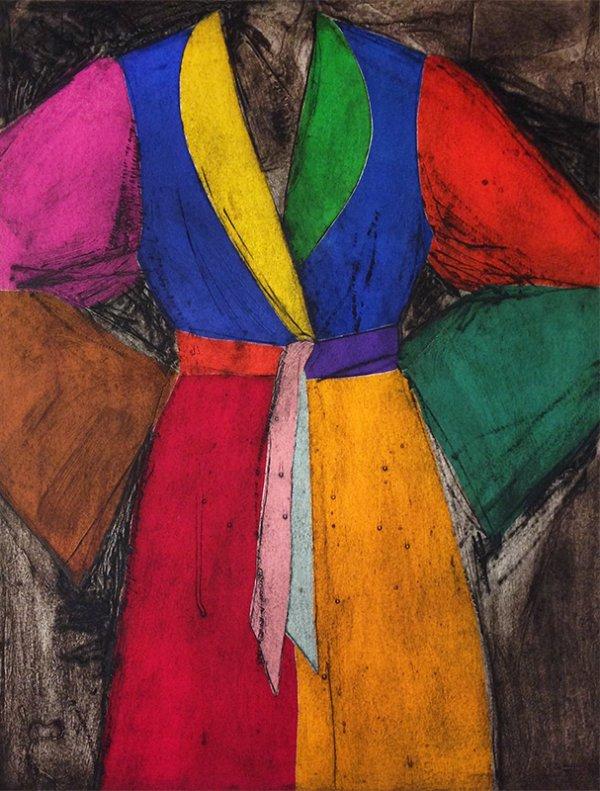 Very Picante by Jim Dine