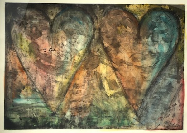 Watercolored By Jim by Jim Dine