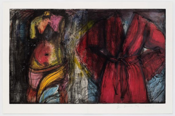 Yesteryear by Jim Dine