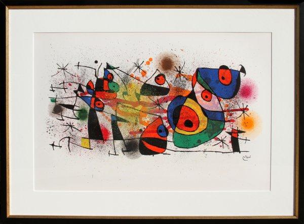 Céramiques, From Céramiques De Miro Et Artigas (m. by Joan Miro at Joan Miro