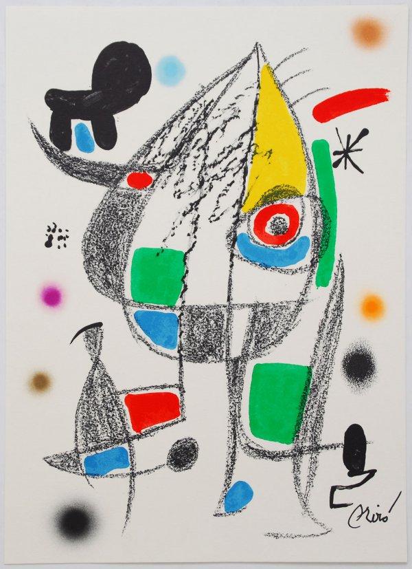 Maravillas Con Variaciones Acrósticas En El Jardín De Miró by Joan Miro