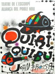 Quiriquibú by Joan Miro at