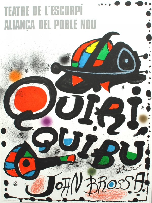 Quiriquibú by Joan Miro