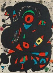 Strindberg Mappen by Joan Miro at Grabados y Litografias.com