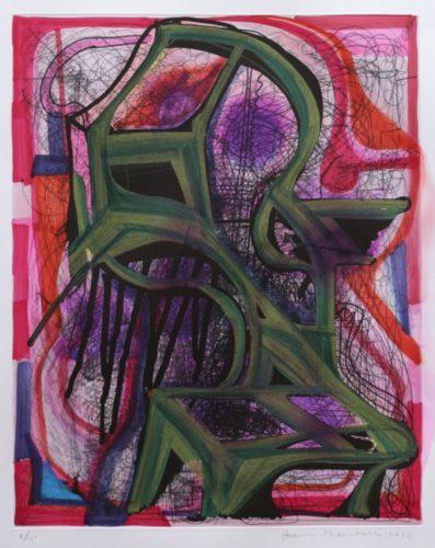 Untitled by Joanne Greenbaum at Joanne Greenbaum