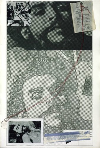 Letter From Che by Joe Tilson