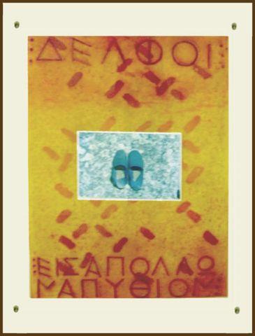 Proscinemi Delphi by Joe Tilson