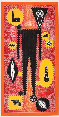 """the Mechanic"" by John Buck"