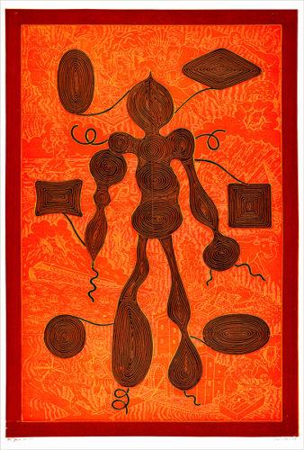 """the Yarn"" by John Buck"