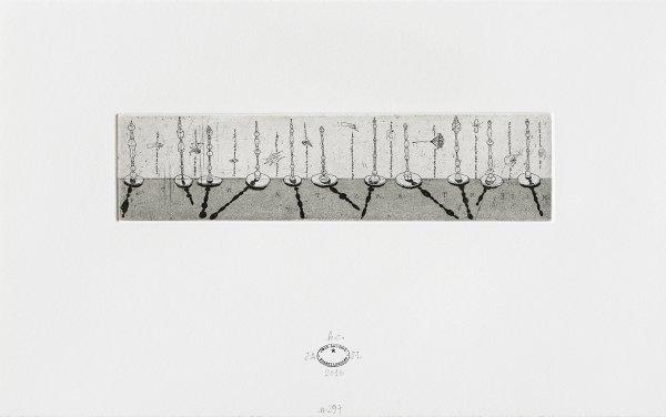 N.297 Mientras Tanto Ii by Jose Antonio Suarez Londono